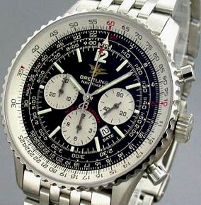 Breitling replicas watch in Saint Paul